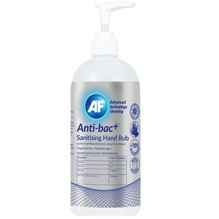 Anti-bac+ - 500 ml Desinfektionsgel (70%)