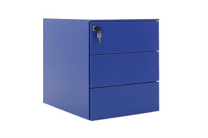 Billede af Dieffebi - Universal Quick 420 - Skuffedarium (Blå) -