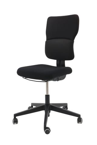 Steelcase kontorstol i sort